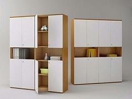 办公室文件柜定制资料柜书柜