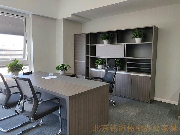 老板办公室家具-北京铭冠伟业办公家具定制生产厂家