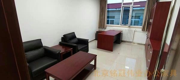 北京铭冠伟业办公家具-领导办公室配套办公家具