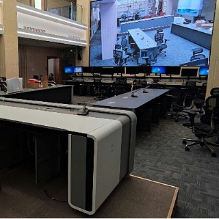 北京铭冠伟业办公家具为某部队提供的配套办公家具服务
