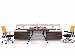 组合卡座工位办公桌