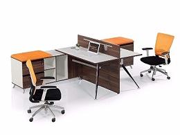 简约现代组合办公桌员工工位