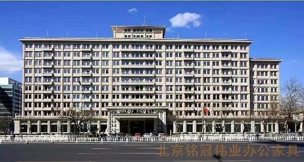 北京铭冠伟业办公家具-酒店公寓楼套房家具定制